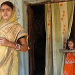 A pregnant mother and her daughter in the rural Purulia district of West Bengal state in Eastern India struggle against the country&#039;s &quot;son preference&quot;. Credit: Sujoy Dhar/IPS