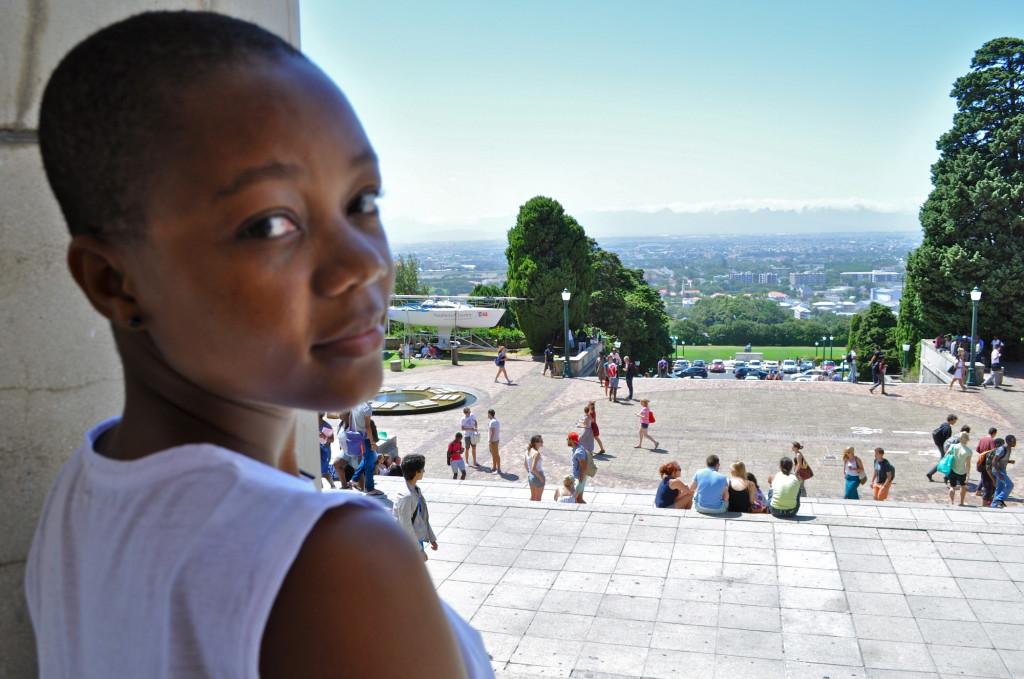 University of Cape Town Campus. Credit: Rebekah Funk/IPS