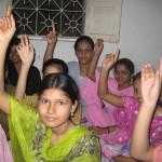 India School girls. Credit:IPS