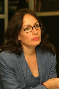 DIana Cariboni. Credit: Courtesy of the author