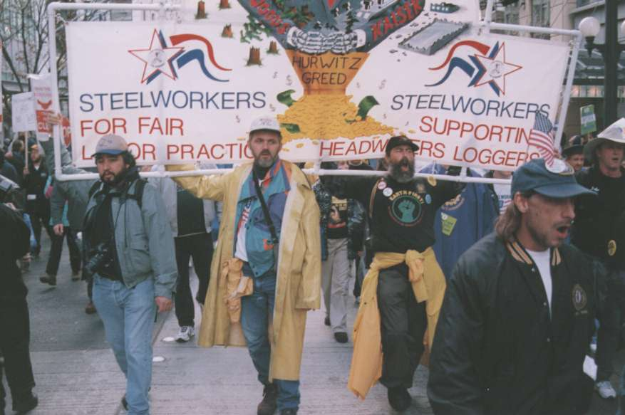 WTO99-Steelworkers-uswa1a