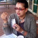 Sharon Bhagwan Rolls