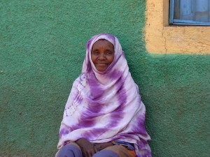 Women are the agents of family health in Ethiopia. By M. Sayagues